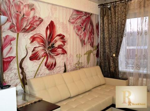 Двухкомнатная квартира в центре п. Ворсино - Фото 1
