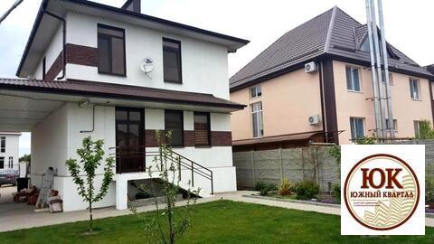Продается дом 202 кв.м. на участке 7.5 соток. - Фото 3