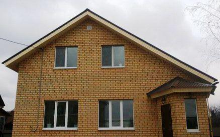 Рубежная 3-я 31 уникальный кирпичный дом с хорошей историей мирный - Фото 1