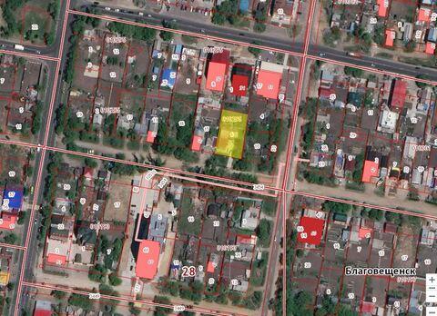 Продается участок. , Благовещенск город, Высокая улица 143 - Фото 2