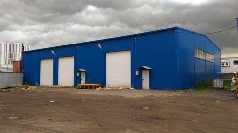 Сдам складское помещение 600 кв.м, м. Международная - Фото 1