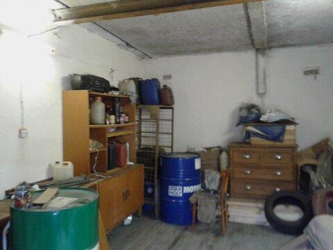 Капитальный гараж в г. Ожерелье, ГСК «Нива» - Фото 3