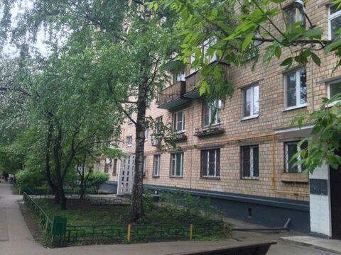 Продажа квартиры, м. Багратионовская, Ул. Барклая