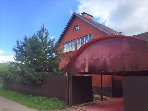 """Коттедж в кп""""Яковлево-2"""", по Калужскому шоссе от мкада 20 км - Фото 1"""