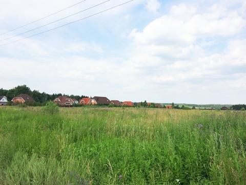 Участок 6.53 сотки с панорамным видом д. Сурмино Дмитровский район - Фото 3