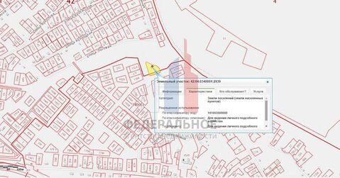 Продажа участка, Новостройка, Кемеровский район, Чистые пруды - Фото 3