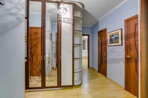 Квартира в Гусарской балладе в Первом корпусе - Фото 1