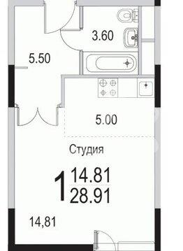 Продажа квартиры, Щербинка, м. Бунинская Аллея, Барышевская роща улица . - Фото 2