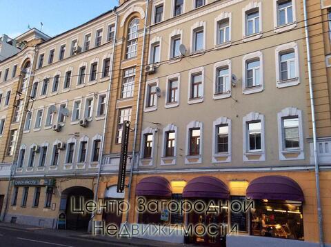 Трехкомнатная Квартира Москва, улица Большая Ордынка, д.7, ЦАО - . - Фото 1