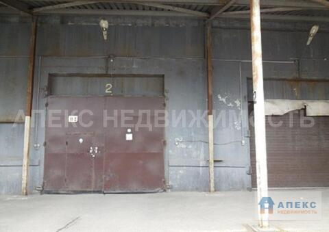 Аренда помещения пл. 6457 м2 под склад, производство, , офис и склад . - Фото 4