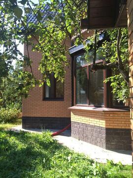 Дом с отделкой 200м. Киевское ш. 7км от МКАД. Московский - Фото 1