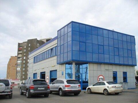 Продается 2-х этажное здание Автомойки с земельным участком - Фото 1