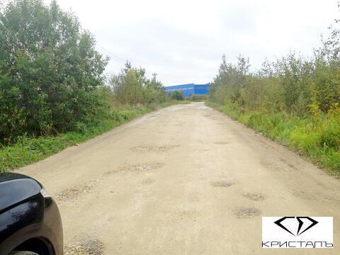 Земля промышленного Назначения, Малое Карлино, Ломоносовский район - Фото 2