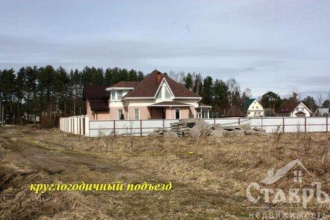 Гатчинский район, п.Вырица, 15 сот. ИЖС - Фото 2