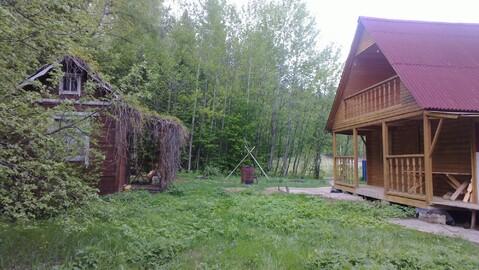 Дачный дом-баня в окружении леса. - Фото 4