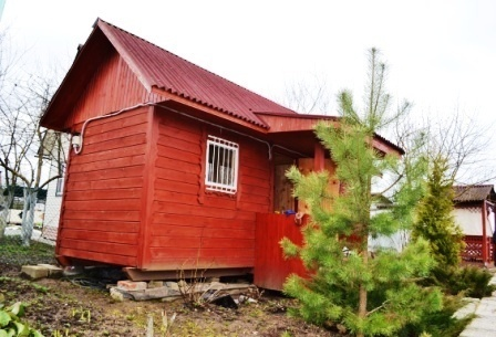 Дом в садоводстве, пос. Пудость, Гатчинский р-н - Фото 2