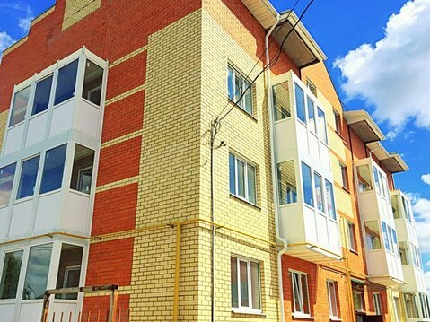 Продажа 1-к квартиры в новом доме в 10ти мин от центра - Фото 4