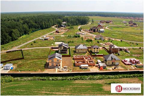 Прилесной участок 12 соток в Москве, ИЖС, 32 км по Калужскому шоссе - Фото 4