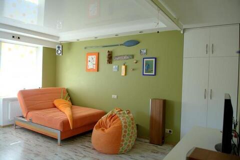 Сдам квартиру-студию 33 м2 на длительный срок - Фото 3