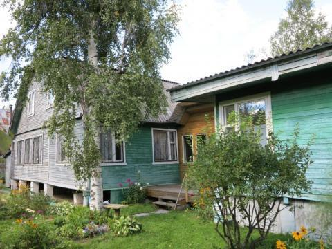 Дом 150 м2, отопление разведено, хол./гор вода в доме, бане - Фото 1