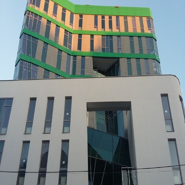 "3 этаж 729м2 в бизнес центре класса ""А"" Mont Blanc - Фото 1"