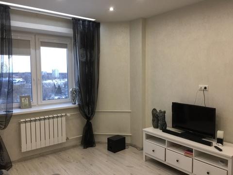 Продаю 1-к квартиру с дизайнерским ремонтом рядом с лесопарком - Фото 3