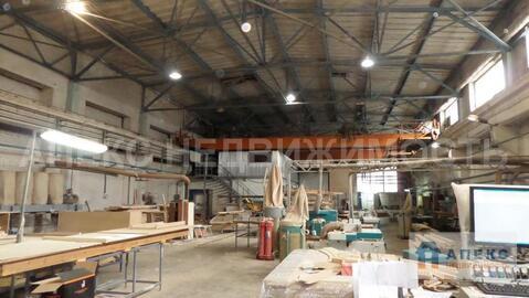Аренда помещения пл. 890 м2 под производство, площадку, склад, , офис . - Фото 1
