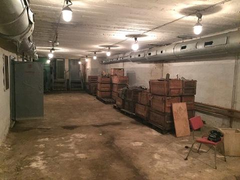 Сдам в аренду бывшее бомбоубежище, 400 кв.м. (м. Преображенская пл.) - Фото 1