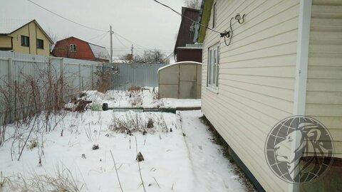 Зимний, теплый дом в СНТ Анис, Климовск, Подольск - Фото 1