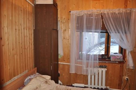 Бревенчатая дача 80 кв.м. с отоплением на участке 6 сот, д.Захарово - Фото 5