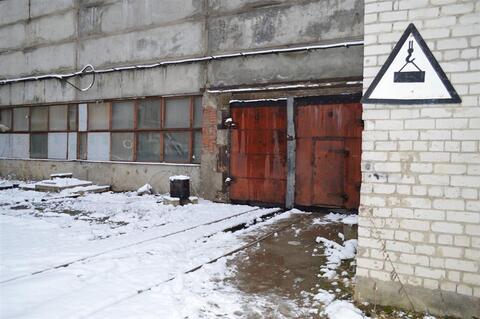 Производственный корпус 9 400 кв.м. с жд тупиком - Фото 3