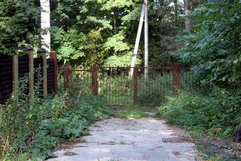 Большой лесной участок для ИЖС под усадьбу или элитный клубный поселок - Фото 1