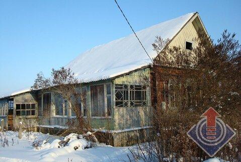 Дом из бревна 76 м2 в д. Алексино на ул. Центральной - Фото 2