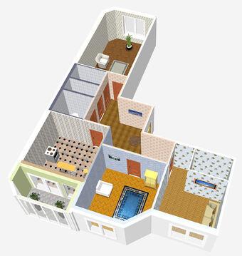 Продажа просторной 3-х комнатной квартиры с хорошим ремонтом - Фото 5
