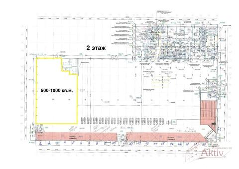 Аренда помещения-500 кв.м. в тк «Дунай» по адресу: спб, Дунайский 27 - Фото 4