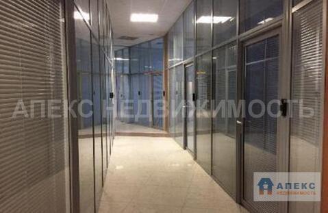 Аренда офиса 320 м2 м. Авиамоторная в бизнес-центре класса В в . - Фото 5