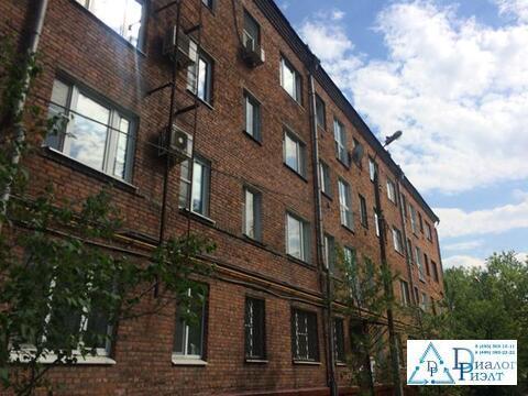 Продается уютная 2-комнатная квартира в районе Капотня - Фото 1