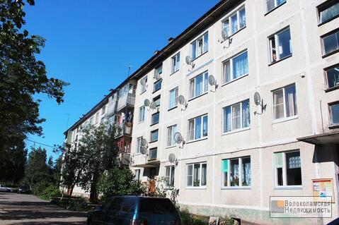 1-комнатная квартира в Волоколамске, 3й этаж, балкон, станция рядом - Фото 1