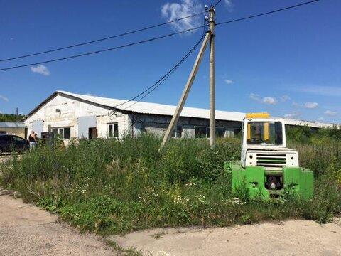 Продажа производственного помещения, Замартынье, Добровский район - Фото 1