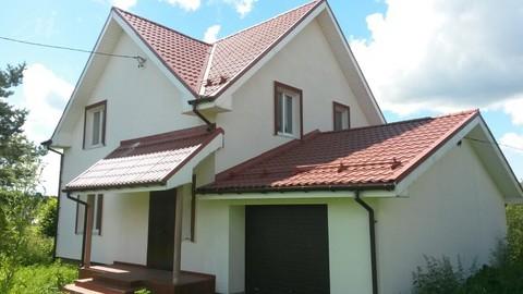 Жилой дом в д. Роща - Фото 1