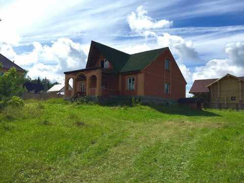 Срочно продается дом без отделки в Рузском районе д. Нововолково - Фото 3