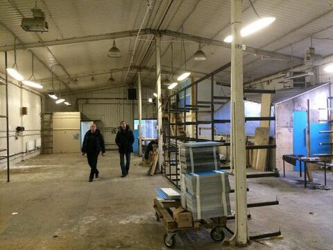 Производственное помещение 371 м2, Пантонный - Фото 2