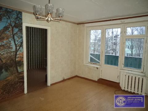 2-комнатная квартира на 4 этаже в п.Сычево Волоколамского р-на - Фото 1