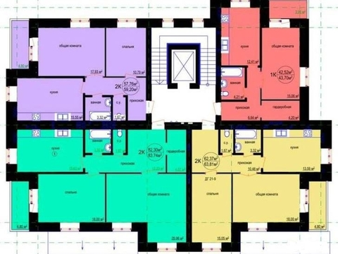 Продажа квартиры, Калуга, Ул. Болдина - Фото 3