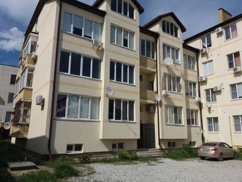 Купить двухкомнатную квартиру в Новороссийске по цене однокомнатной - Фото 1
