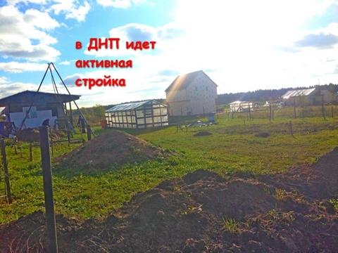 Участок 6 сот ДНП Всеволожский район Романовка - Фото 5