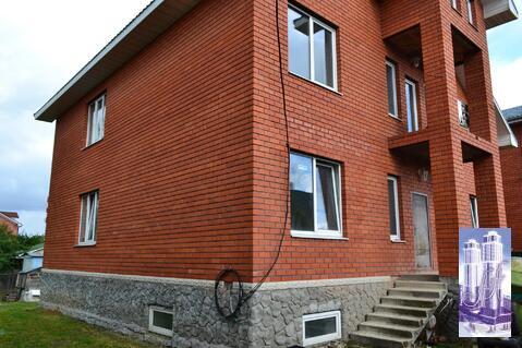 Дом 350м2 г.Домодедово - Фото 1