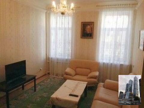Продается трёхкомнатная квартира на арбате. - Фото 2