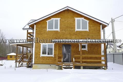 Боровки. Новый дом для круглогодичного проживания в жилом поселке. - Фото 4