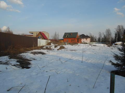 Продам отличный участок 11 сот. в 6 км от Зеленограда ИЖС - Фото 3